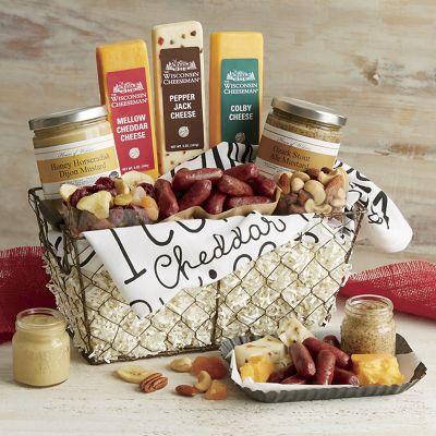 Basket of Snacks