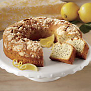 gluten free lemon poppyseed bundt cake 4