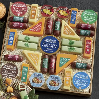 The Big Show Food Gift Assortment