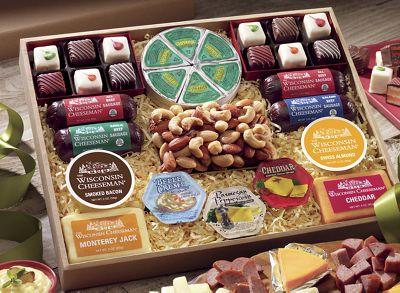 Happy Holidays Food Gift Assortment