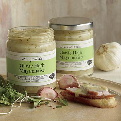 Garlic Herb Mayonnaise