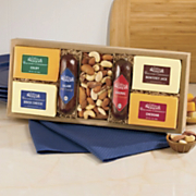 Premium Nuts, Cheese & Sausage Gift Assortment