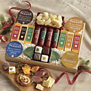 Flavor-Packed Powerhouse Cheese & Sausage Gift Assortment