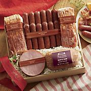 all meat breakfast selection
