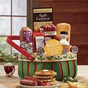 holly breakfast basket 24