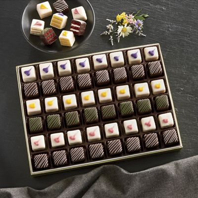 Spring Petits Fours, 24-48-Piece Assortments