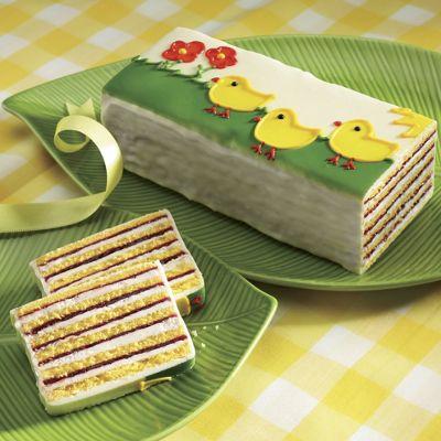 Chickadee Torte