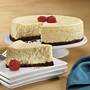 Gluten-Free New York Cheesecake