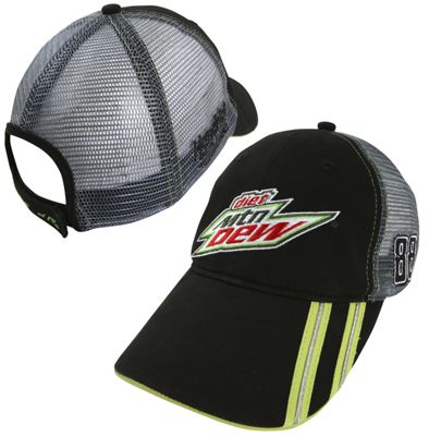 Dale Earnhardt Jr. #88 Diet Dew Official Pit Cap