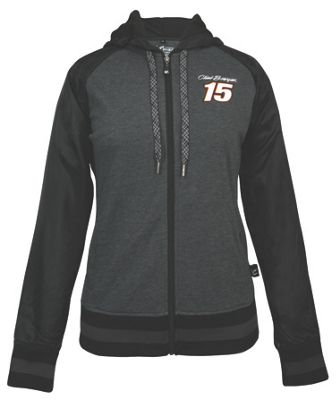 Clint Bowyer #15 Ladies Lightweight All Season Jacket
