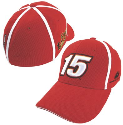 Clint Bowyer #15 Backstretch Fit Hat
