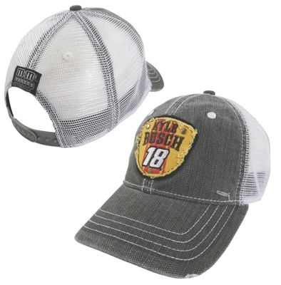 Kyle Busch #18 Big Rig Trucker Hat