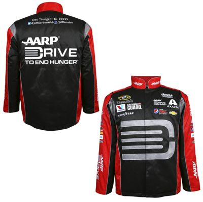 Jeff Gordon #24 Official Replica Uniform Jacket