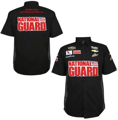 Dale Earnhardt Jr. #88 Official Pit Shirt