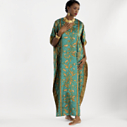 Emerald Sunset Caftan