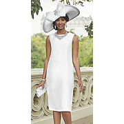 Ladara Hat and Miranda Jacket Dress