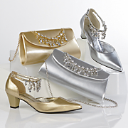 Dazzle Clutch and Shoe