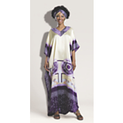 purple passion caftan