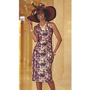 Mykonos Hat & Gemma Jacket Dress