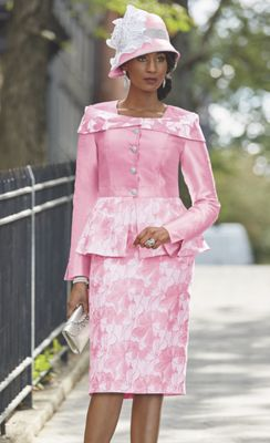 Barbie Hat and Addie Skirt Suit