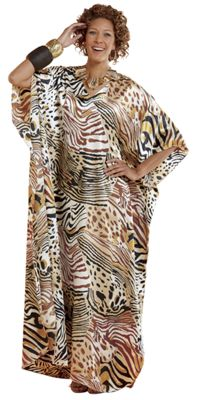 Tigress Caftan