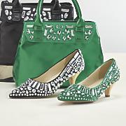 Violet Shoe