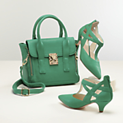 Esmeralda Bag and Shoe