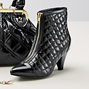 andre quilted boot