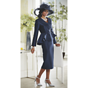 Mabelina Hat & Bonny Skirt Suit