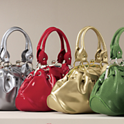 Patent Trim Bag