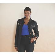 Maxine Stretch Denim Jacket