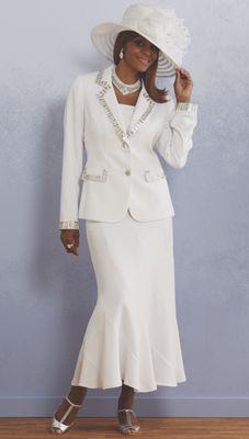 Leading Lady Skirt Suit