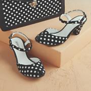 Alex Polka-Dot Shoe