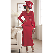 Irina Skirt Suit & Hat