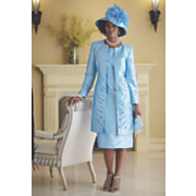 Breely Jacket Dress and Breely Hat