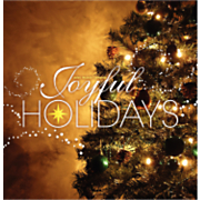 Joyful Holidays CD
