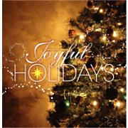 Joyful Holidays CD
