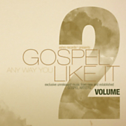 Volume 2 Gospel Any Way You Like It CD