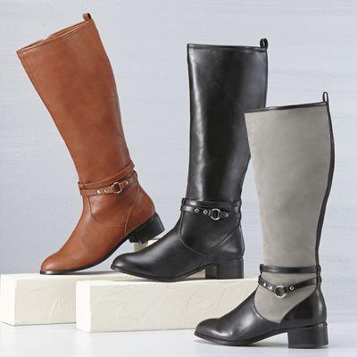 Menna Riding Boot