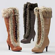 Boot Sola Fur