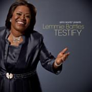 Testify CD by Lemmie Battles