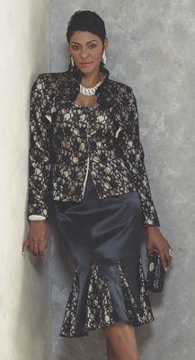 Darice Skirt Suit