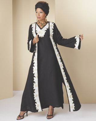 Karimah Jacket Dress