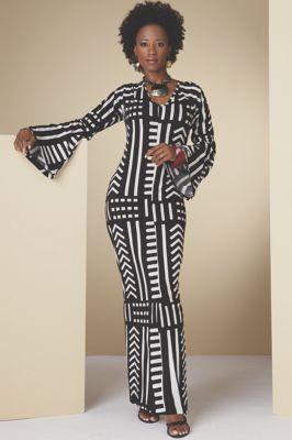 Dress, Cleopatra Knit