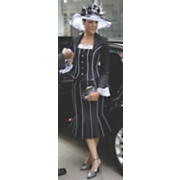 Serenade Skirt Suit and Radiant Hat
