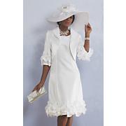 Fionna Jacket Dress and Landisa Hat
