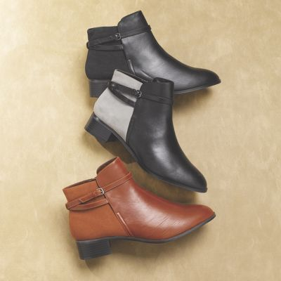 Menna Ankle Boot