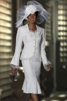 Vivianna Skirt Suit