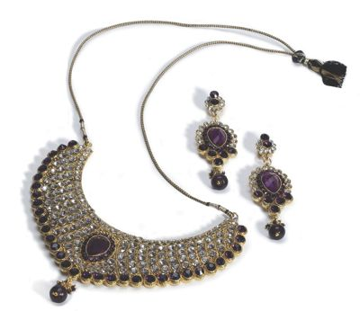 Heiress Jewelry Set