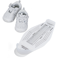 children s shoe sizer